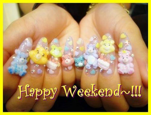 ♥Happy Weekend~!♥