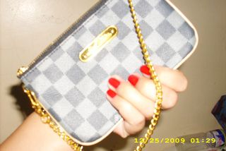 ♥Louis Vuitton LV wristlet~ from friend Sarwar~